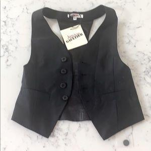 Young Gaultier dress vest